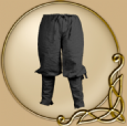 LARP Ketill canvas pants